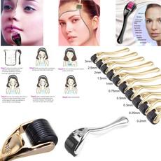 titaniummicroneedle, dermadermaroller, Makeup Tools, Makeup