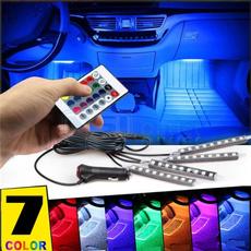 carledinteriorlight, Neon, carinteerior, Remote Controls