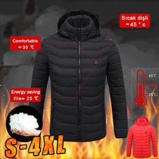 snowcoat, hooded, Winter, hoodedjacket