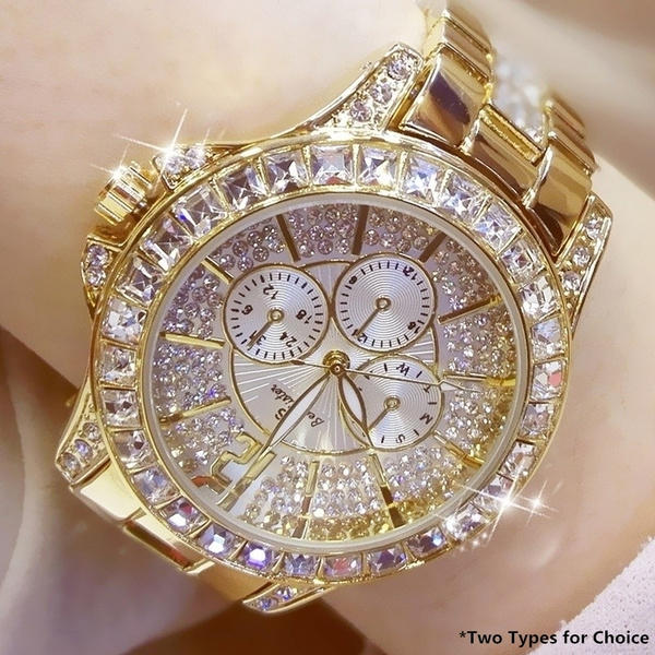 Fashion, Casual Watches, gold, Watch