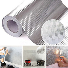 Kitchen & Dining, Arte para la pared, Decoración de hogar, Aluminum