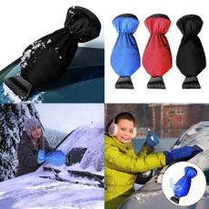 Winter, Gloves, Cars, carwindshield