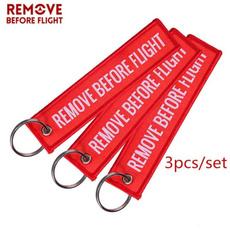 removebeforeflight, luggagekeychain, flightkeychain, Jewelry