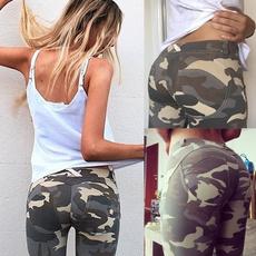 Camouflage Leggings, Women, Leggings, mesh leggings
