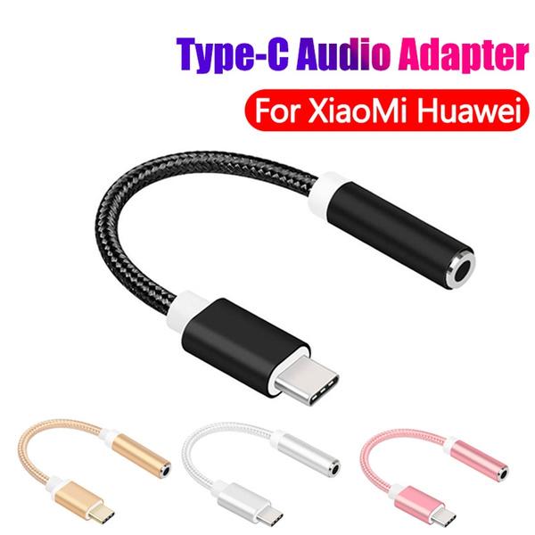 xiaomiearphoneadapter, xiaomi6adapter, Earphone, huaweiadapter
