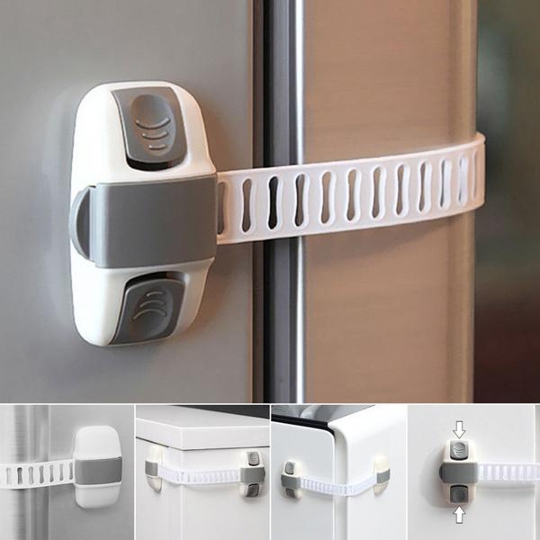 refrigeratordoorlatch, childlock, Door, Lock