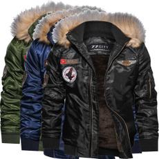 woolen, Casual Jackets, Outdoor, fur