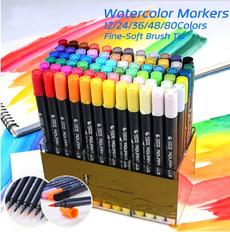 case, 60color, water, Pen