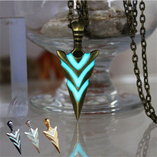 luminousnecklace, punk necklace, Jewelry, Gifts