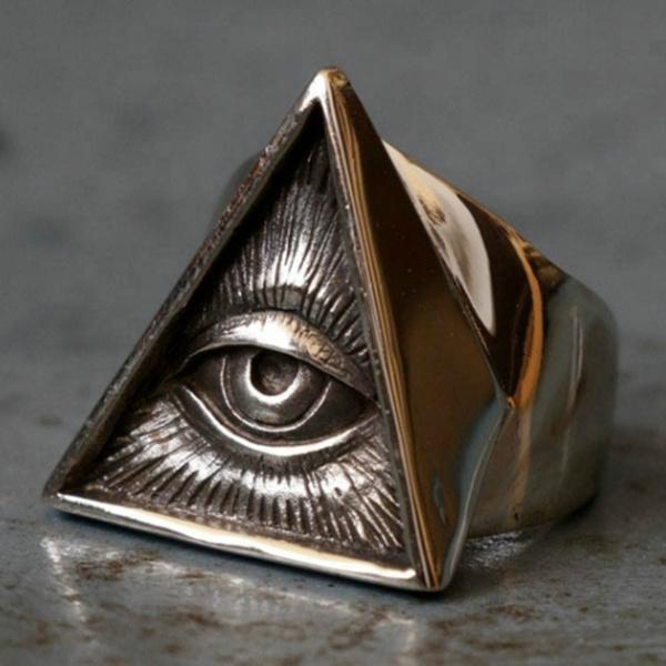 Steel, masonic, Fashion, Triangles