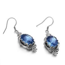 Blues, Sterling, Fashion Accessory, Dangle Earring