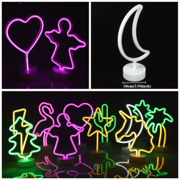 Love, fairylight, Wedding, Neon