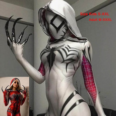 gwen, Cosplay, Spandex, Spiderman