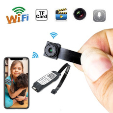 Mini, Remote, minicam, videocamera