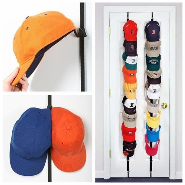 Hangers, Door, Closet, Baseball Cap