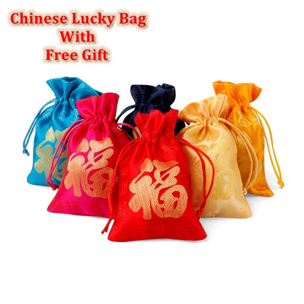 luckybag, Family, Chinese, Gift Bags