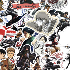 Car Sticker, suitcasesticker, Anime, laptopsticker