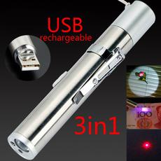 Flashlight, Mini, Rechargeable, led