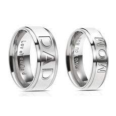 Steel, Fashion, giftforfather, Women Ring