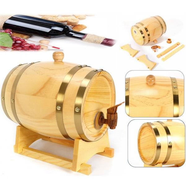 sealedbarrel, woodenwineoakbarrelsand, Storage, kitchenampdining
