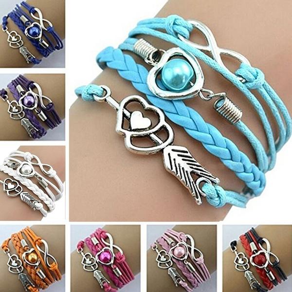 Heart, braceletgift, Love, Jewelry
