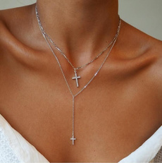 womensfashionampaccessorie, Fashion, Cross necklace, Cross Pendant