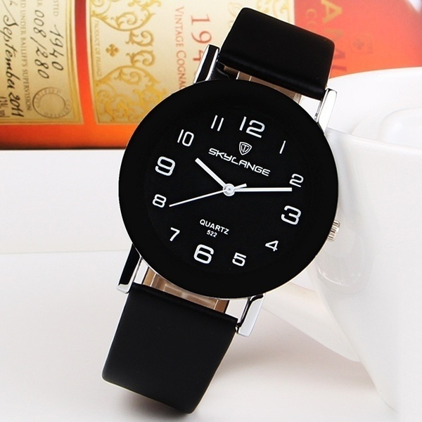 Fashion, Simple, Dress, Stainless Steel