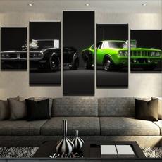 carpainting, canvasart, Wall Art, Home Decor