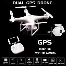 Quadcopter, 5gwifi, Gps, Camera