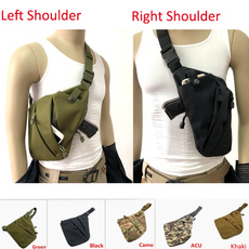Shoulder Bags, hiddenbagunderarm, Outdoor Sports, spybag