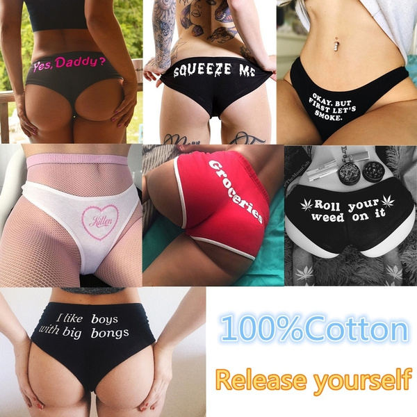 Summer, Underwear, Fashion, Thong