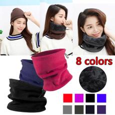 neckscarf, women scarf, fleecescarf, Winter