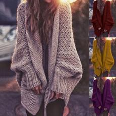 Bat, cardigan, knitted sweater, oversizedsweater