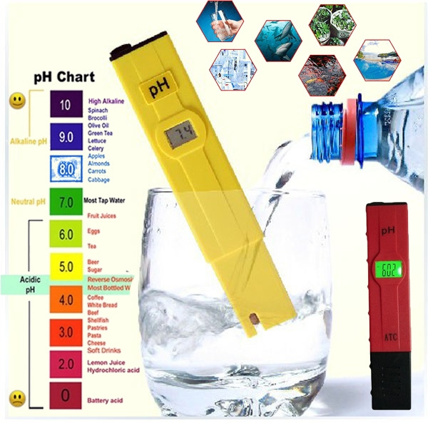 water, watertester, phmeter, phtester