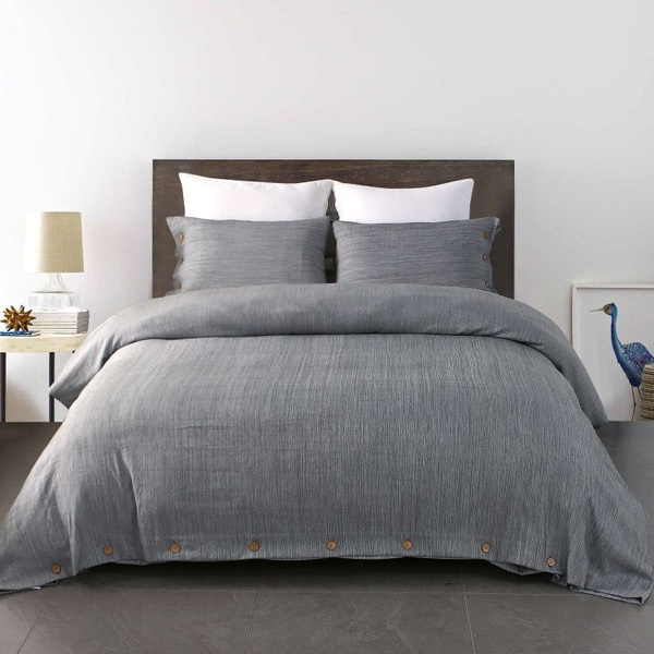 Grey, Cover, Bedding, bedroom