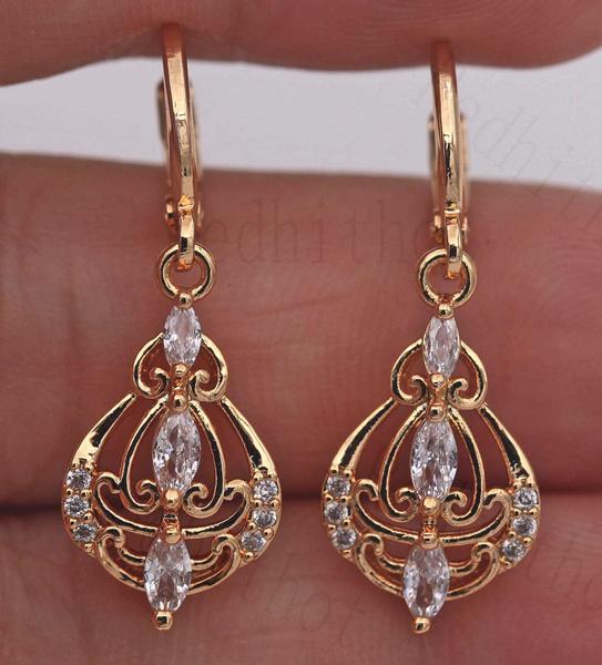 yellow gold, bohemia, 18k gold, Jewelry