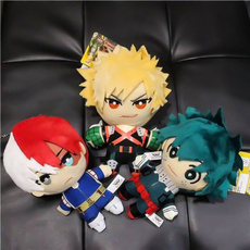 Plush Toys, Plush Doll, myheroacademia, Key Chain