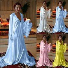 long skirt, Two-Piece Suits, vest dress, Lace