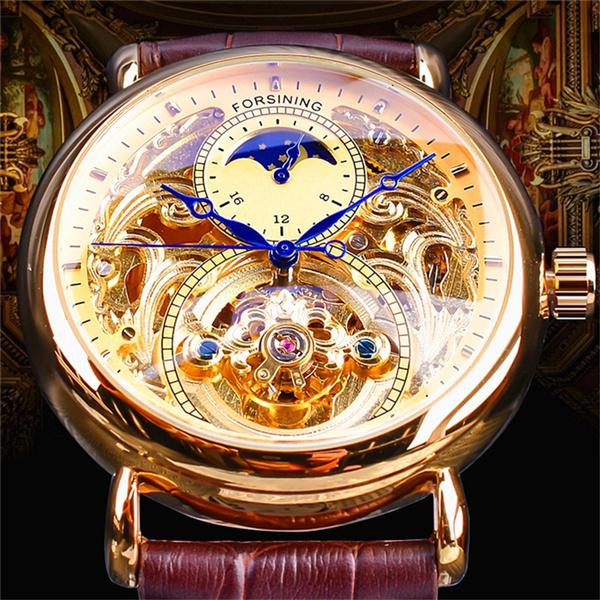 golddial, dial, Men, Luxury
