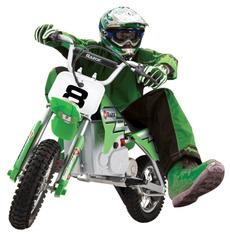 Bikes, hlandingpage, Motorcycle, Green