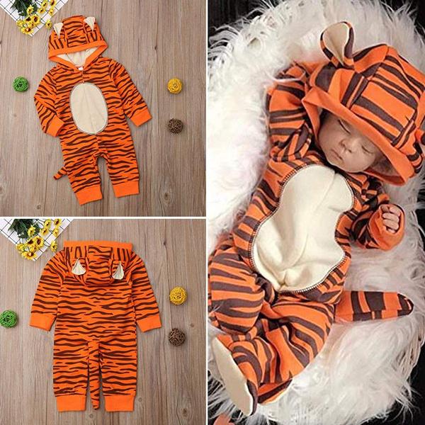 cute, babyromperjumpsuit, hooded, babycartoonromper