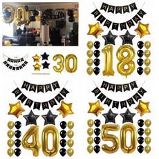 21stbithday, birthdayballoon, 18thbirthdaydecoration, 60thbirthdaydecoration