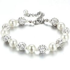 Bride, Jewelry, pearls, Elegant
