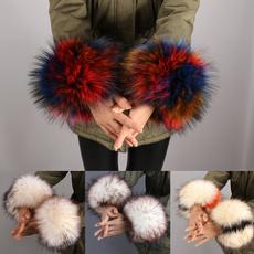 plushcuff, furwristband, Coat, fur