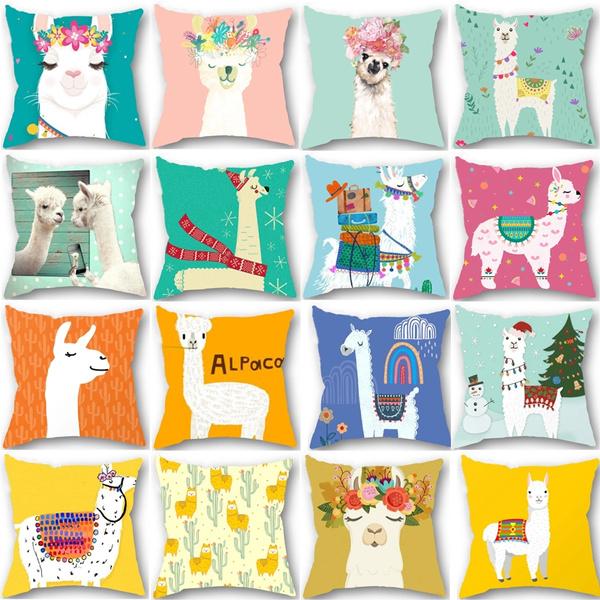 Home Decor, Office, Cover, Throw Pillows