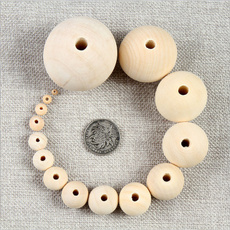 Natural, Jewelry, Wooden, button