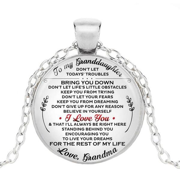 chainneckalce, grandmother, Chain Necklace, Fashion
