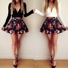 Long Sleeve, fashion dress, Vestidos, Prom