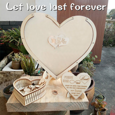 Heart, weddingsignbook, Love, weddingguestbook