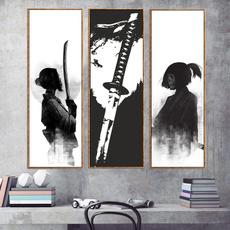 blackwhitecanvasprint, japanesepainting, art, canvaspainting